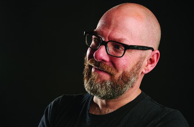 Monotype: UK director and designer Dan Rhatigan