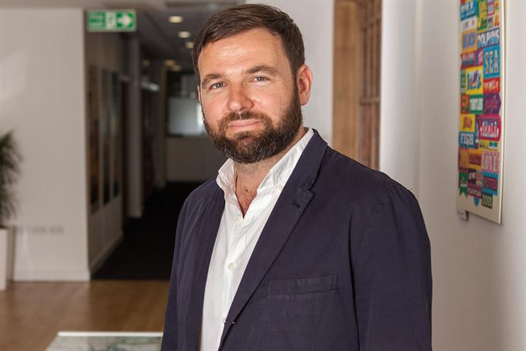 Fisher will recruit staff, including a managing director, and work with clients at Martin London