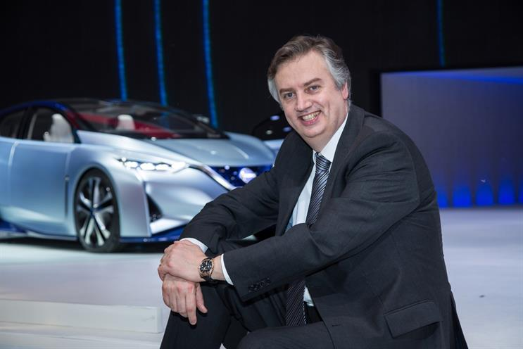 Nissan marketing chief: A successful product launch means leaving no stone unturned