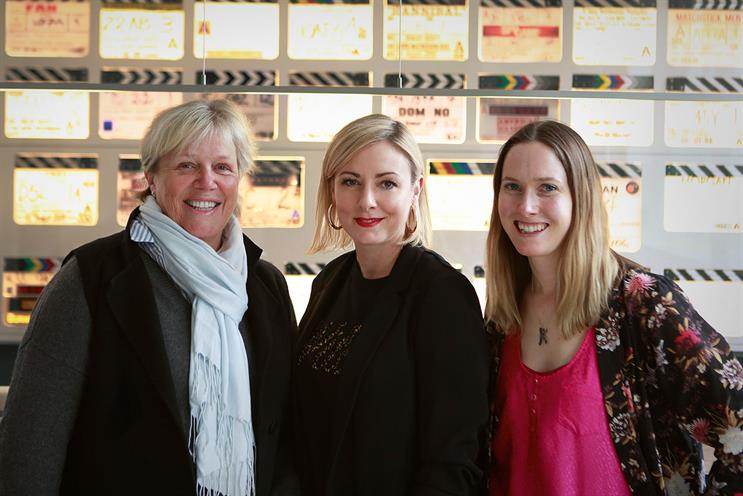 Darling at RSA (L-R): Clare Timms, Kelly Doyle, Kat Downs