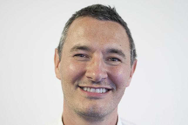 David Robinson: marketing director, The Sun