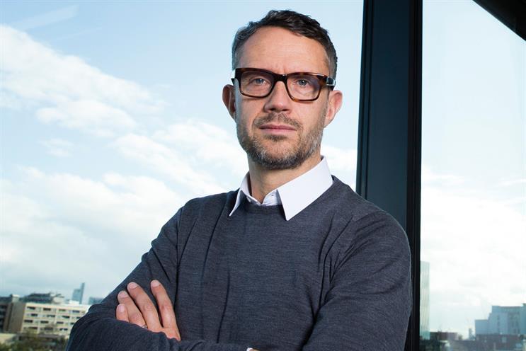Guardian chief executive David Pemsel