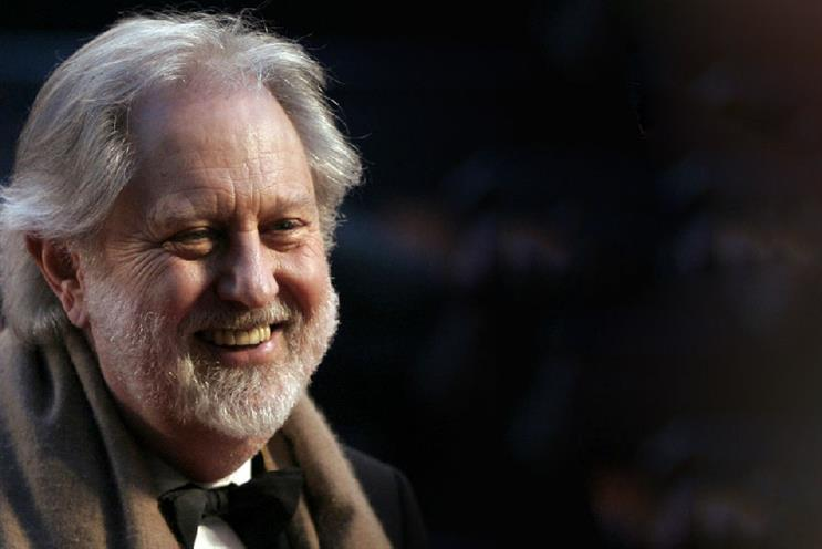Lord David Puttnam called for marketers to take greater personal responsibility for what they do
