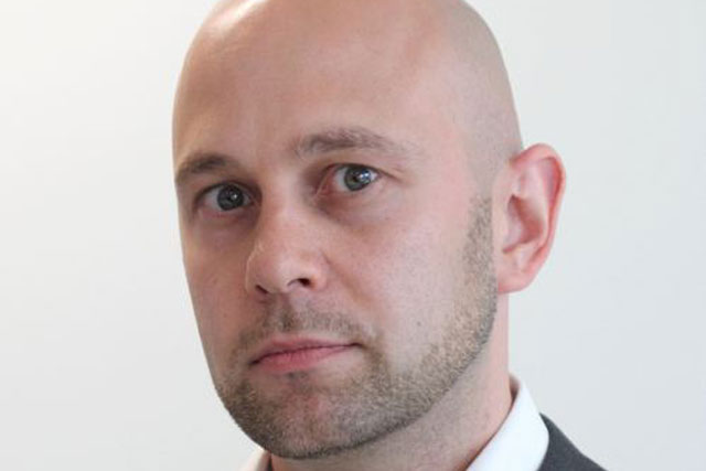 James Davies: chief strategy officer at Posterscope