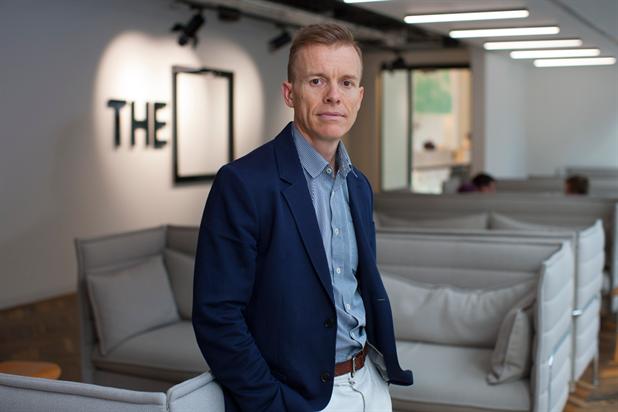 Neil Dawson: European chief strategy officer at SapientNitro