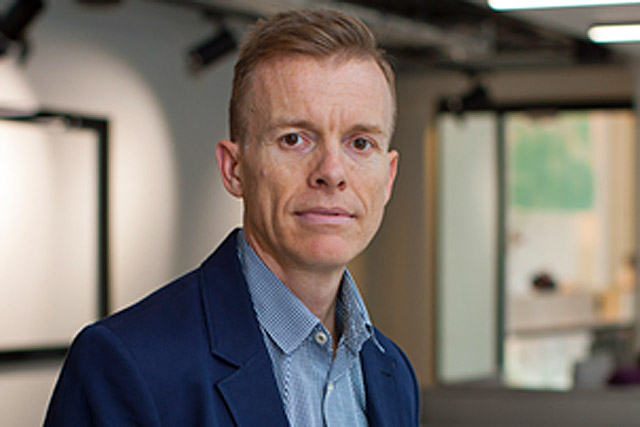 Neil Dawson: chief strategy officer Europe at Sapient Nitro