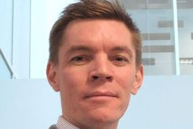 Daniel de Bruin: managing director of Modelling Design Partners