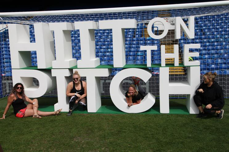 Fitness fanatics: Hiit on the Pitch at Chelsea Football Club