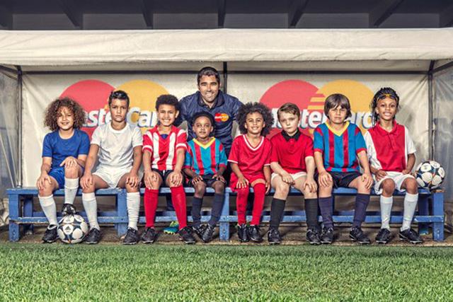 MasterCard: recruits former Portugal star Deco