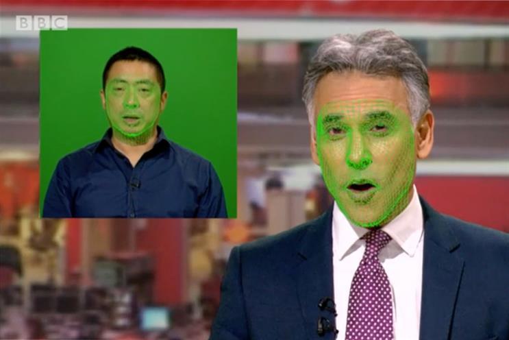 BBC: deepfake video involving Amroliwala speaking Mandarin