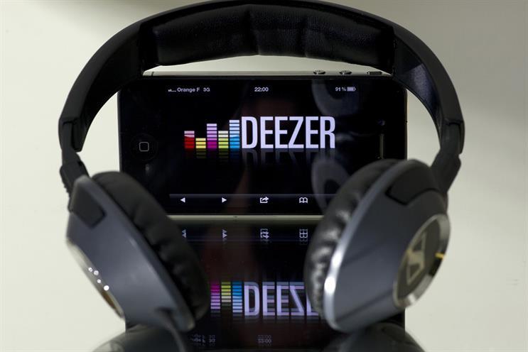 Deezer: appoints Pd3