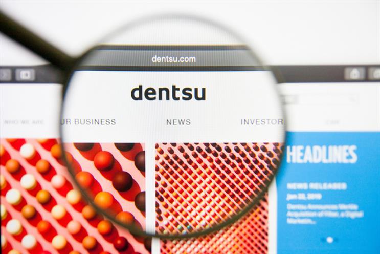 Dentsu: Slimlining Dentsu Aegis APAC operations
