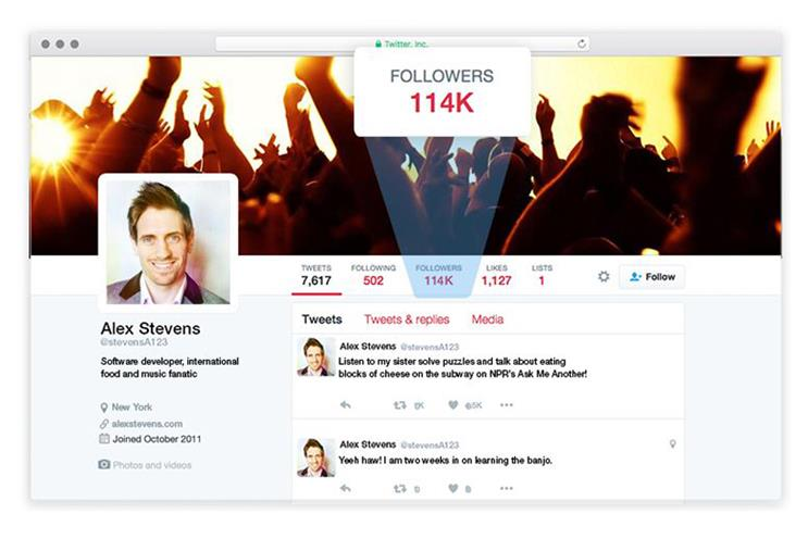 Devumi sells followers, likes and retweets for Twitter accounts