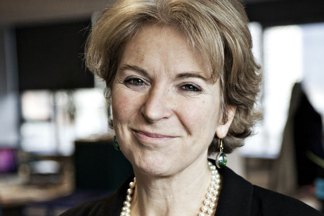 Caroline Diehl: chief executive and founder of Media Trust
