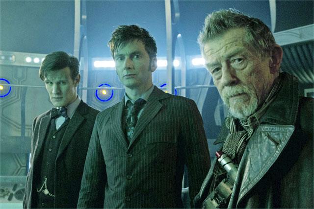 Doctor Who: global social media phenomenon