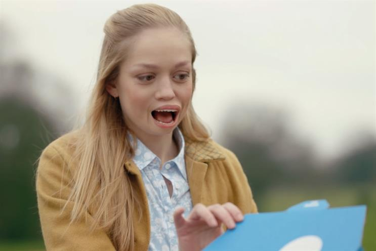 Domino's: Iris is not repitching