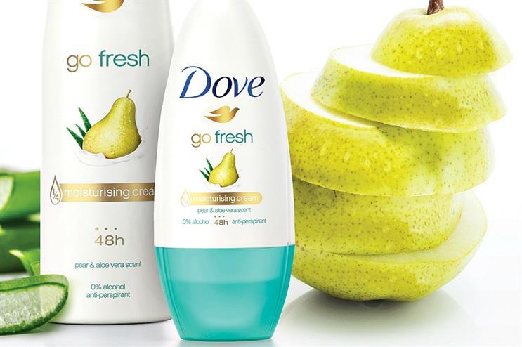 Dove announces partnership with British Tennis