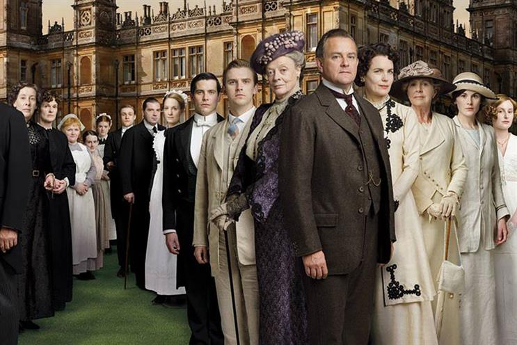 ITV's Downton Abbey