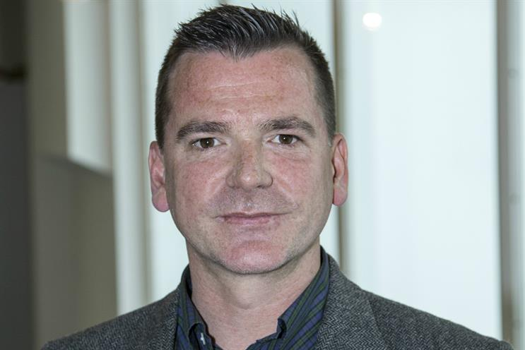 Michael Darragh: joins McCann as a managing partner