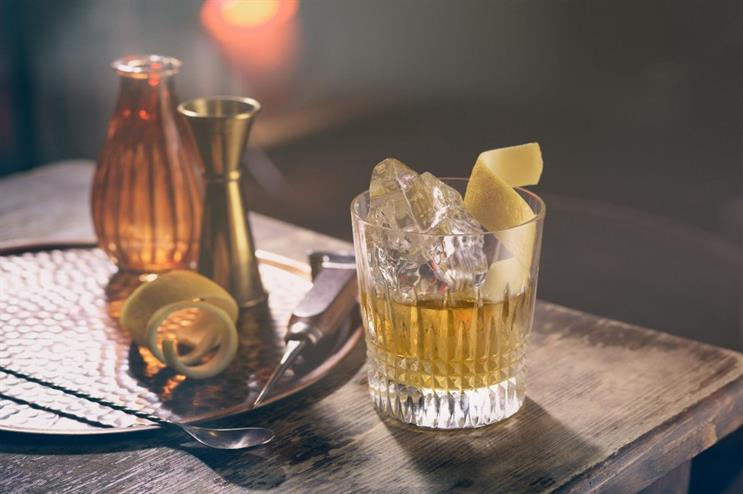 Competitors will be required to re-imagine Drambuie's most famous serve, the Rusty Nail