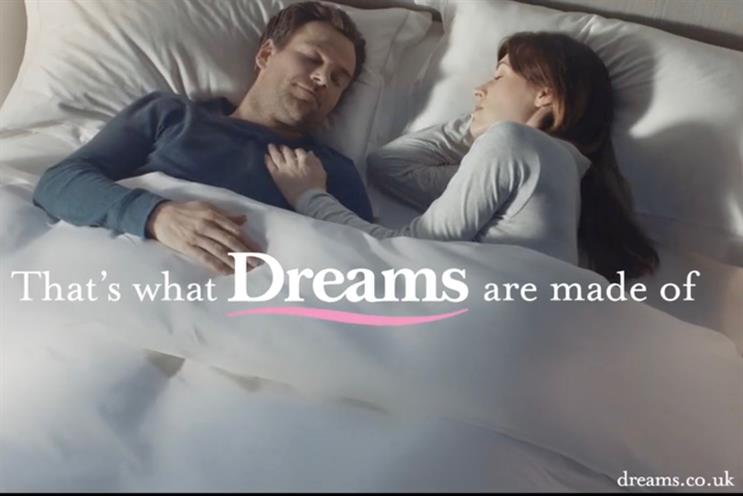 Dreams has hooked up with parent community site Mumsnet