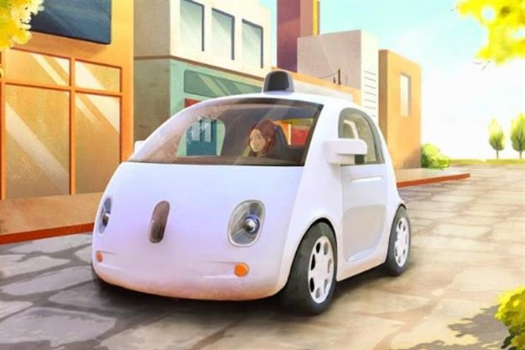 Google's driverless cars: set for a boost following Ford deal
