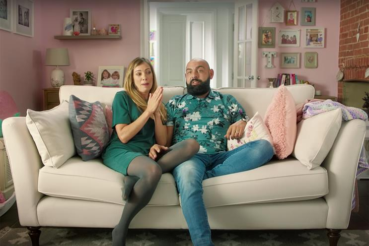 Dunelm: advertising is handled by MullenLowe
