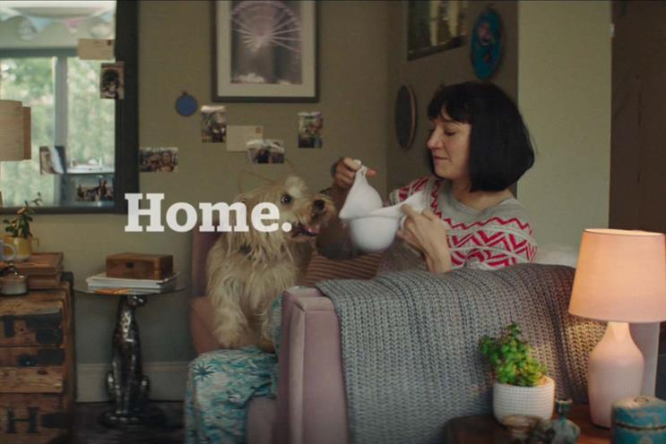 Dunelm: dog helpfully delivers woman her bra