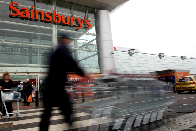Sainsbury's: investing in e-book retailer