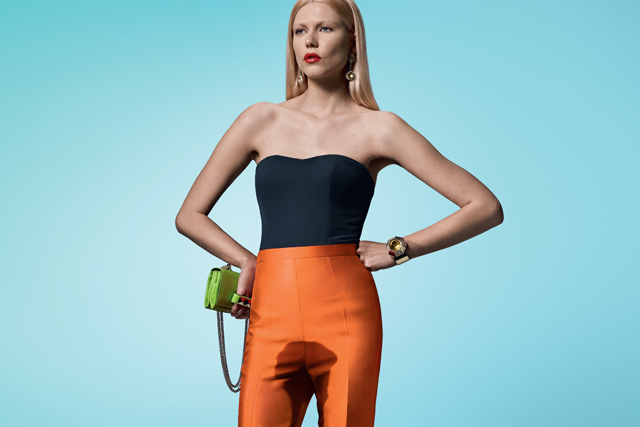 Harvey Nichols: runs summer sale campaign