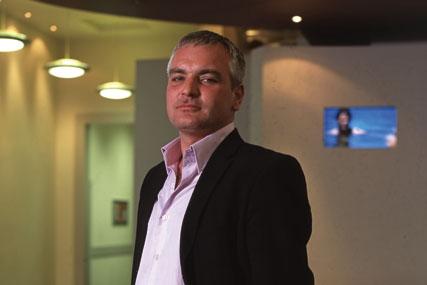 Gerry Boyle, group chief executive, ZenithOptimedia