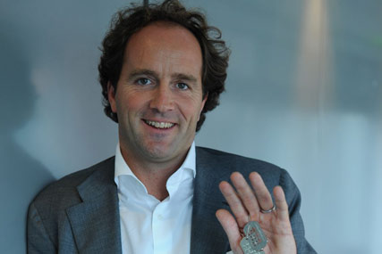 David Jones: Havas and Euro RSCG global chief