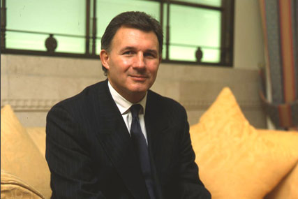 Ford Ennals: Digital Radio UK's chief executive
