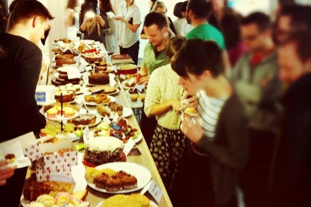 Dare: cake sale raises almost £1,000