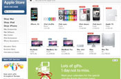 Apple jumps on flash sale bandwagon