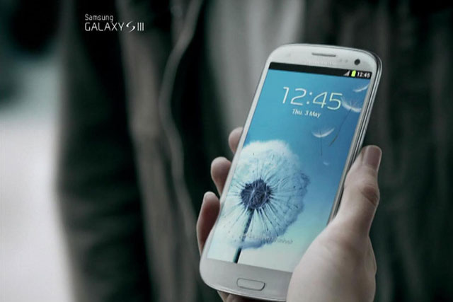 Samsung: the Galaxy range includes an Android-powered camera, to be launched this autumn