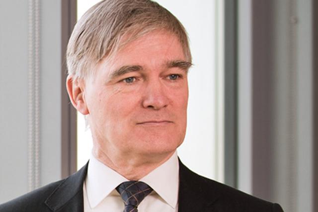 Tesco's new chairman Sir RIchard Broadbent