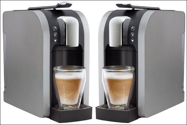 Starbucks: launches its Verismo domestic coffee machines