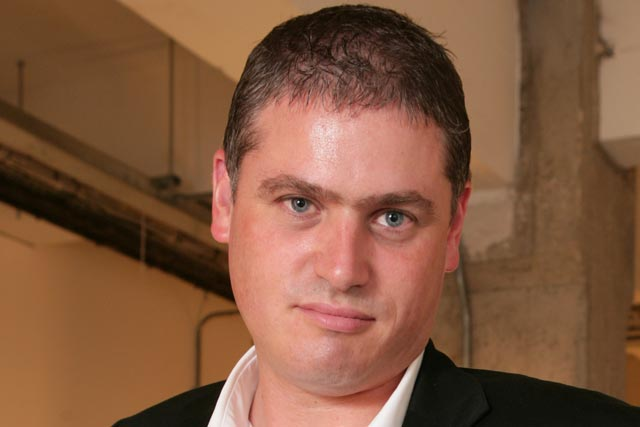 Jason Goodman: chief executive of Albion (photo: Colin Stout)