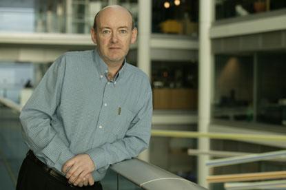 Graham Duff...leaving Initiative