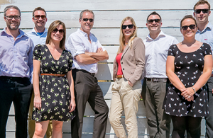 The Ex Events team
