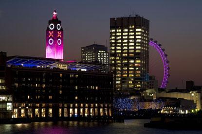 London...Mayor Boris Johnson looking for agency to rebrand city