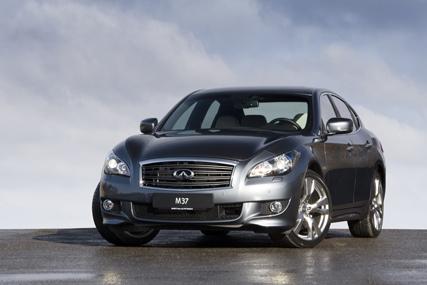 Infiniti Launches Pan European Drive For New Model