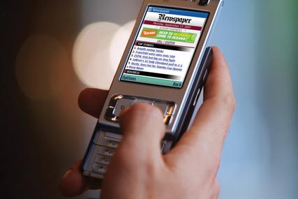 Consumer attitudes to mobile marketing