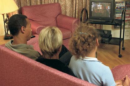TV... struggling