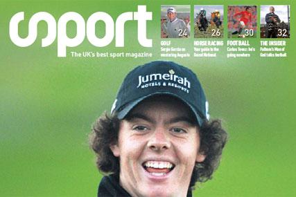UTV Media in pole position to acquire Sport magazine