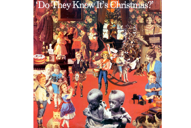 Band Aid's 'Do They Know It's Christmas?'
