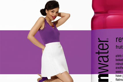 Glaceau vitaminwater: Coca-Cola rolls out global campaign