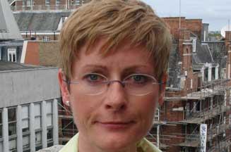 Jo Kenrick, marketing director for Homebase