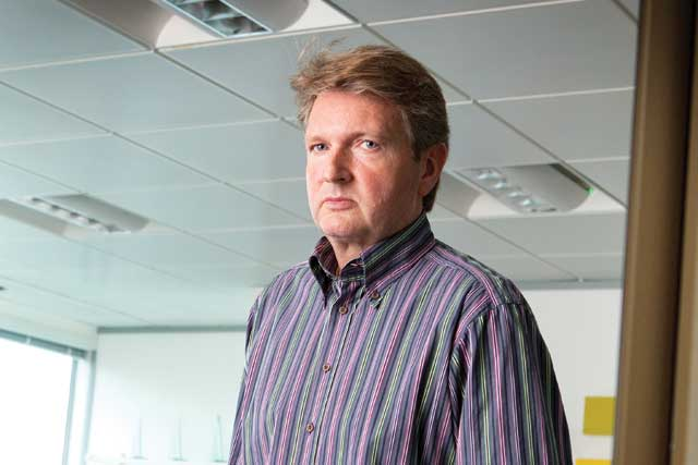Roy Jeans, the chief executive or Rapport